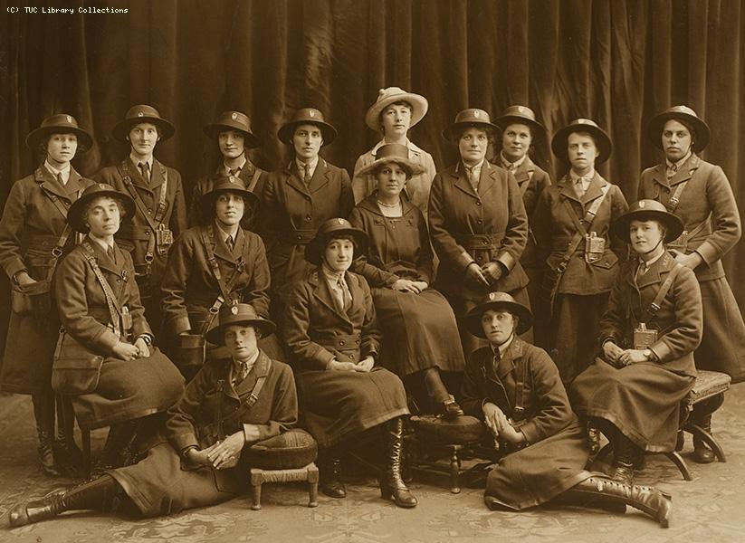 TUC women conductresses