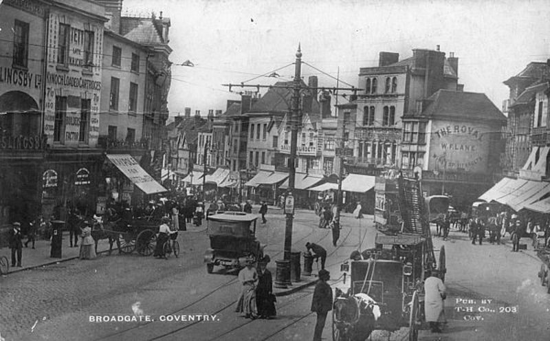 Coventry_Broadgate_1917